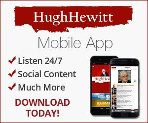 The Hugh Hewitt Show - Mobile App